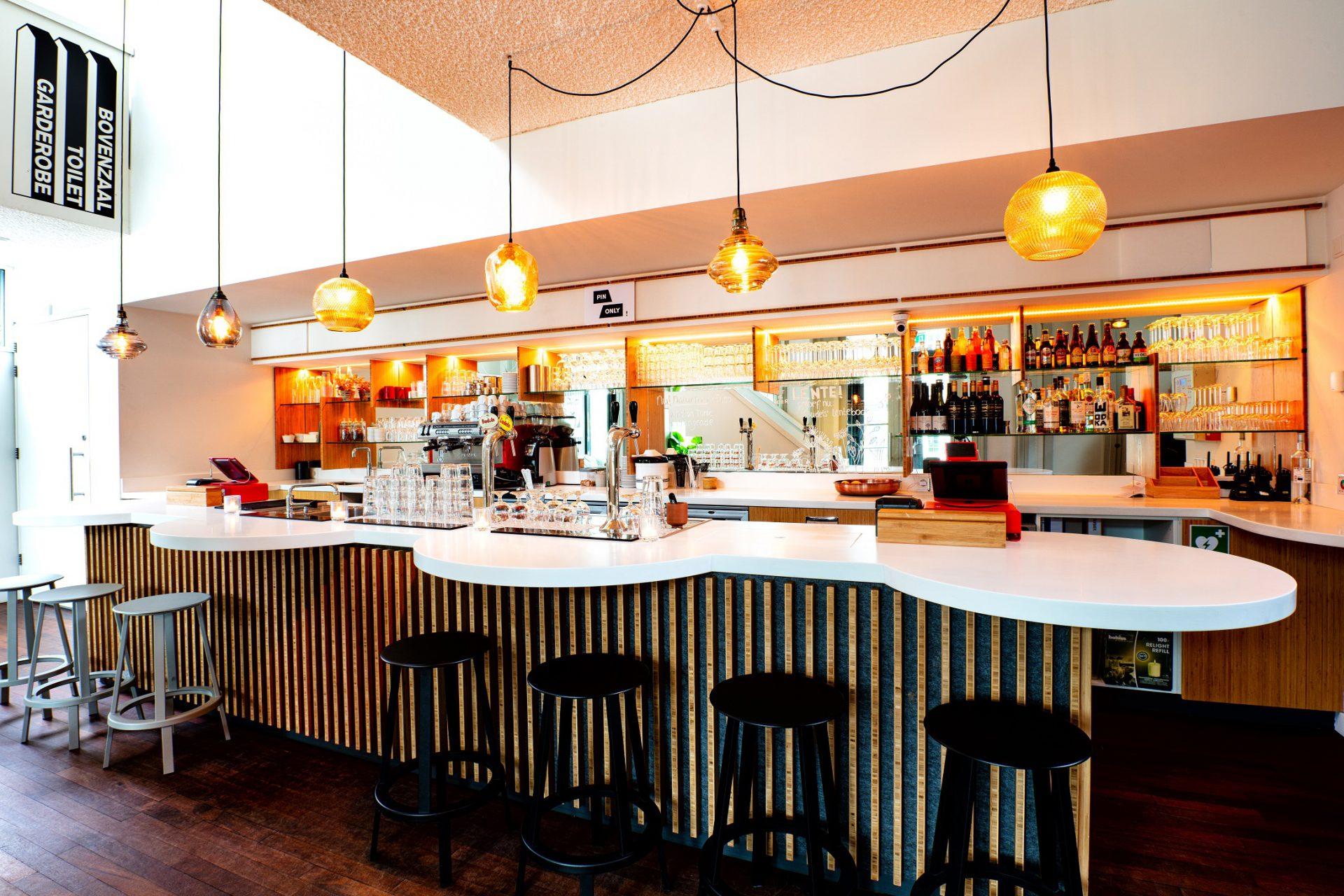 Café & foyer Theater a/d Rijn - foto Menno van der Meulen