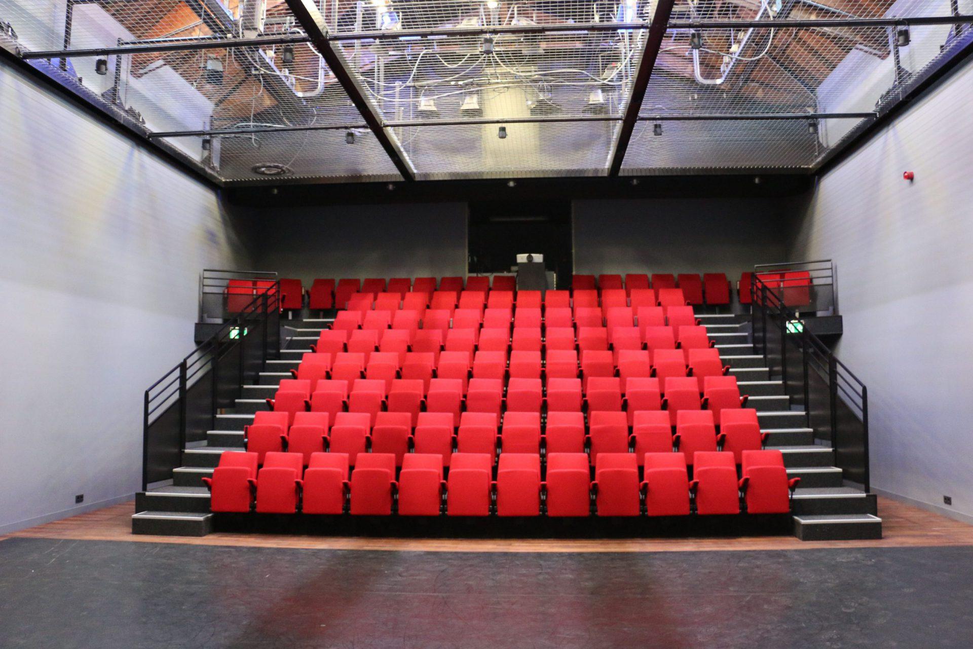 Bovenzaal Theater a/d Rijn - foto Menno van der Meulen